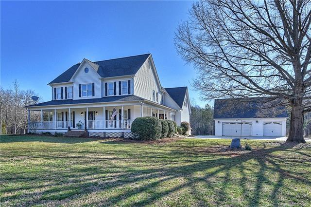 2900 Cal Bost Road, Midland, NC 28107 (#3469939) :: The Ramsey Group