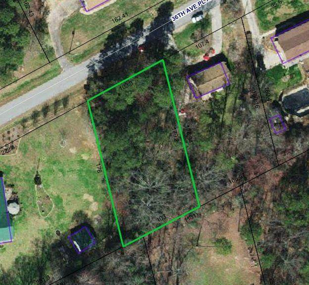 Lot 9-12 36th Ave Place NE, Hickory, NC 28601 (#3470062) :: LePage Johnson Realty Group, LLC