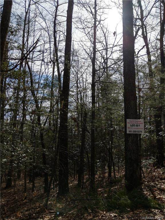 000 Dogwood Drive E7, Penrose, NC 28766 (#3470132) :: Mossy Oak Properties Land and Luxury