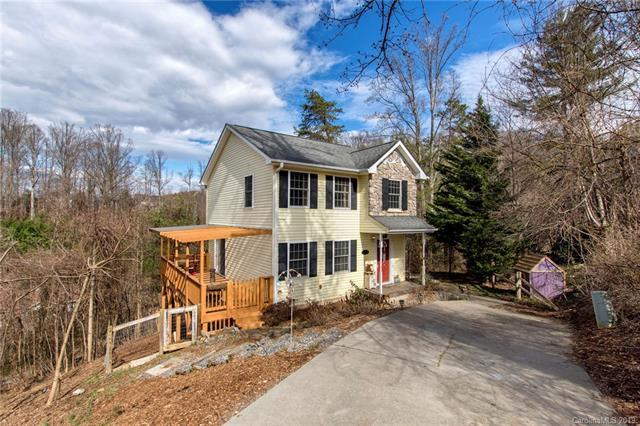 18 Stoney River Path, Asheville, NC 28804 (#3470157) :: Puffer Properties