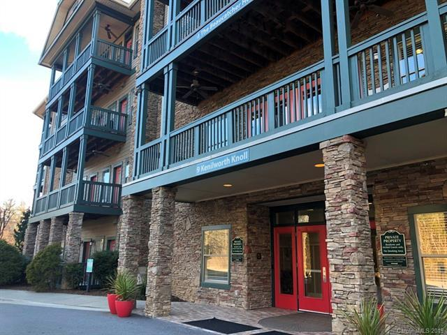 9 Kenilworth Knoll #204, Asheville, NC 28805 (#3470191) :: Roby Realty