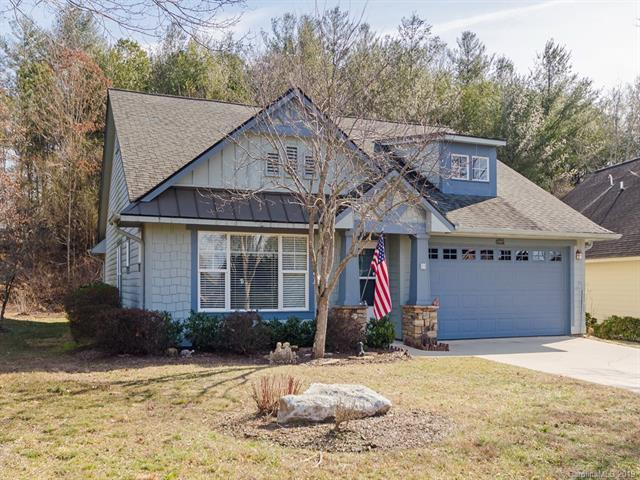 18 Gray Wolf Lane, Hendersonville, NC 28792 (#3470440) :: Roby Realty