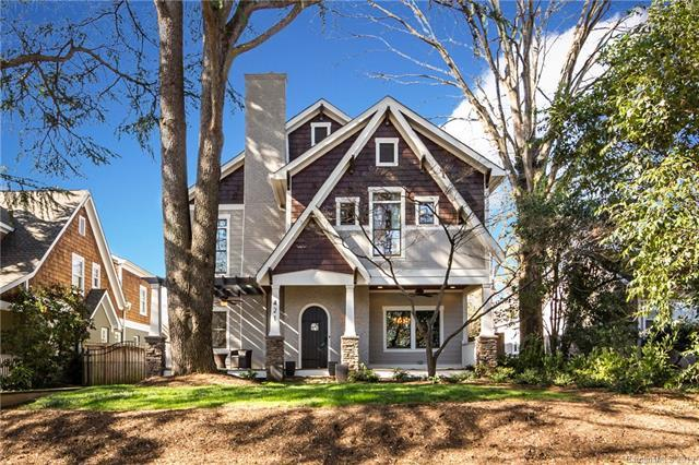 421 N Dotger Avenue, Charlotte, NC 28204 (#3470520) :: Keller Williams South Park
