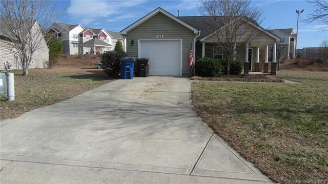 128 Redstone Lane, Statesville, NC 28625 (#3470544) :: Exit Mountain Realty
