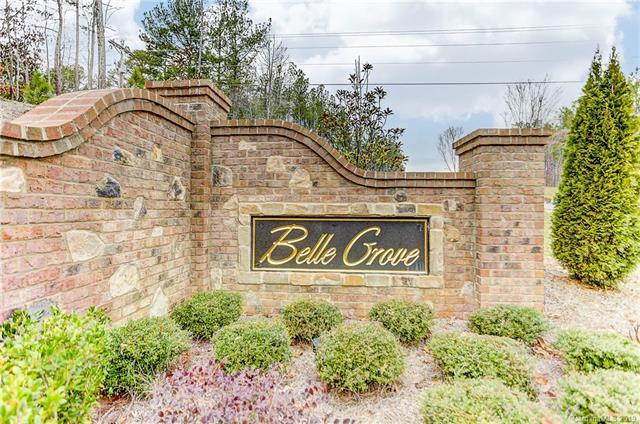 2046 Belle Grove Drive Lot 14, Waxhaw, NC 28173 (#3470561) :: Exit Mountain Realty