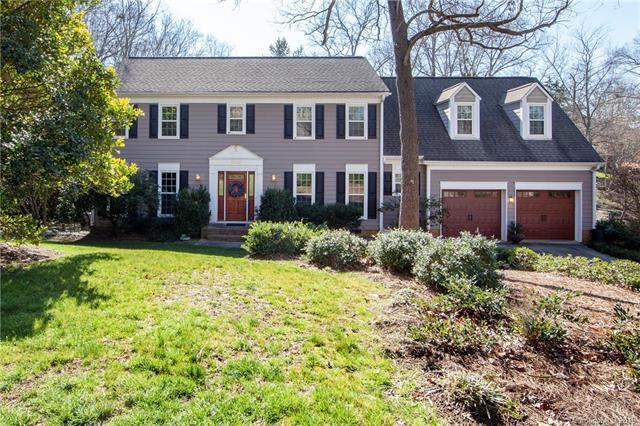 2326 Hopecrest Drive, Charlotte, NC 28210 (#3470585) :: IDEAL Realty
