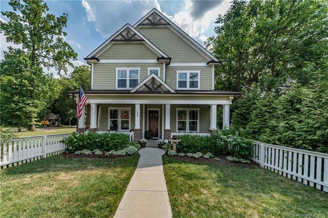 1608 Baxter Street, Charlotte, NC 28204 (#3470612) :: Scarlett Real Estate