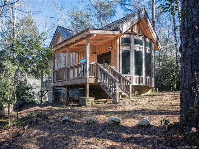 284 Mclain Branch Road, Lake Toxaway, NC 28747 (#3470631) :: Exit Mountain Realty