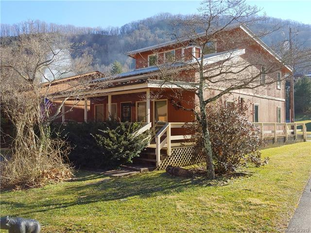 68 Market Street, Maggie Valley, NC 28751 (#3470767) :: Keller Williams South Park