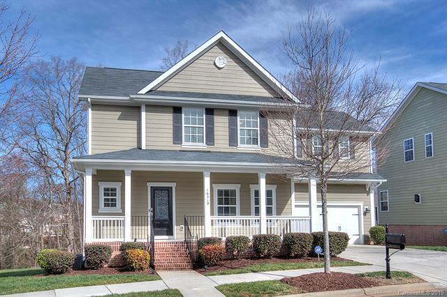 16310 Spruell Street, Huntersville, NC 28078 (#3470822) :: Scarlett Real Estate