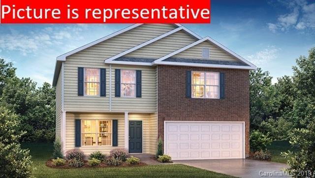 5020 Granite Creek Lane Lot 28, Charlotte, NC 28269 (#3470908) :: The Ramsey Group