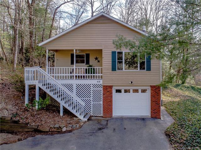 418 Cedar Lane, Arden, NC 28704 (#3471013) :: Exit Mountain Realty