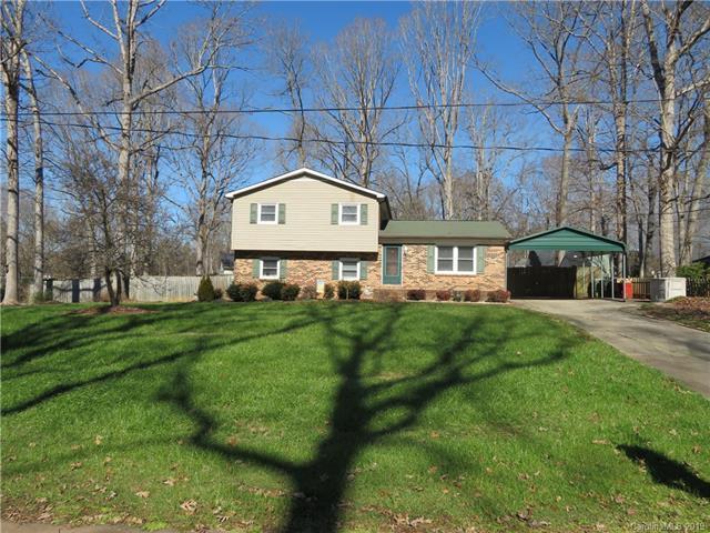 4600 Oakleaf Lane, Gastonia, NC 28056 (#3471103) :: Exit Mountain Realty
