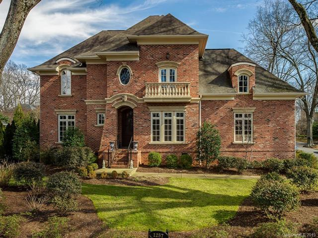 1257 S Kings Drive, Charlotte, NC 28207 (#3471123) :: MECA Realty, LLC