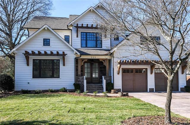221 Anthony Circle, Charlotte, NC 28211 (#3471127) :: LePage Johnson Realty Group, LLC