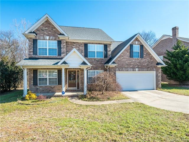 3301 Westridge Lane, Concord, NC 28027 (#3471166) :: The Ramsey Group