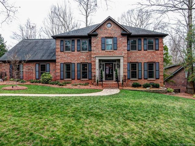 2301 Tattersall Drive, Charlotte, NC 28210 (#3471199) :: Stephen Cooley Real Estate Group