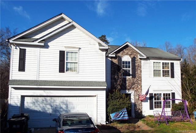 1906 Waters Trail Drive, Charlotte, NC 28216 (#3471237) :: High Performance Real Estate Advisors