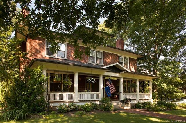 77 Kenilworth Road, Asheville, NC 28803 (#3471277) :: Exit Mountain Realty