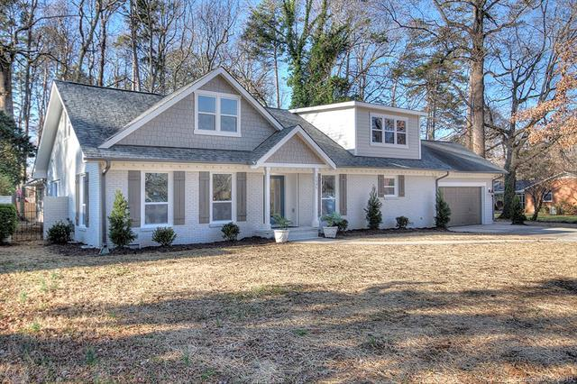 1235 Lynbrook Drive, Charlotte, NC 28211 (#3471295) :: LePage Johnson Realty Group, LLC