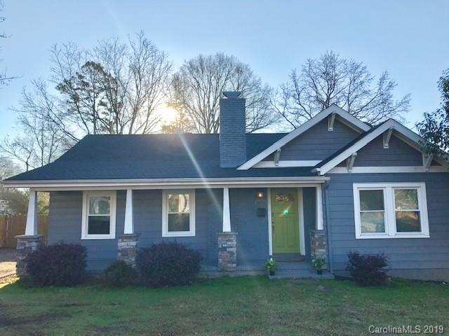 3606 The Plaza Road, Charlotte, NC 28205 (#3471355) :: LePage Johnson Realty Group, LLC