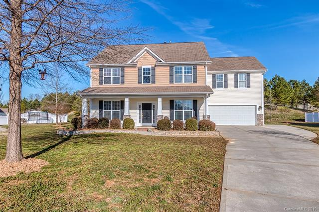 1000 Defoor Court, Indian Trail, NC 28079 (#3471369) :: High Performance Real Estate Advisors