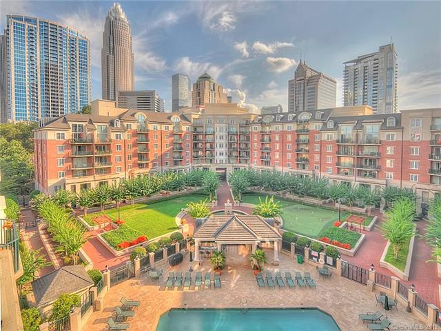 300 W 5th Street #113, Charlotte, NC 28202 (#3471372) :: LePage Johnson Realty Group, LLC