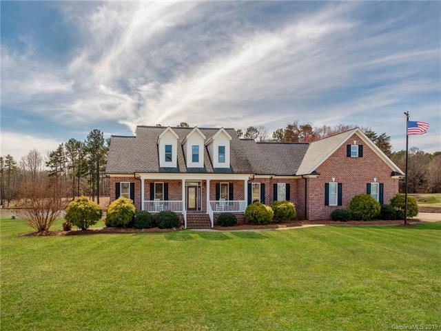9100 Fisher Road, Mount Pleasant, NC 28124 (#3471498) :: Team Honeycutt