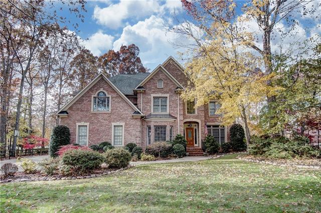 3001 Providence Hills Drive, Matthews, NC 28105 (#3471561) :: Exit Mountain Realty