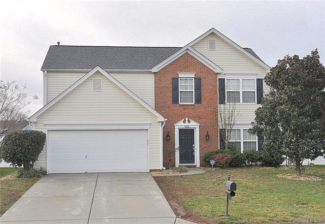4006 Edgeview Drive, Indian Trail, NC 28079 (#3471566) :: The Ramsey Group