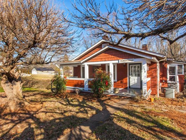 299 Hazel Mill Road, Asheville, NC 28806 (#3471632) :: Puffer Properties