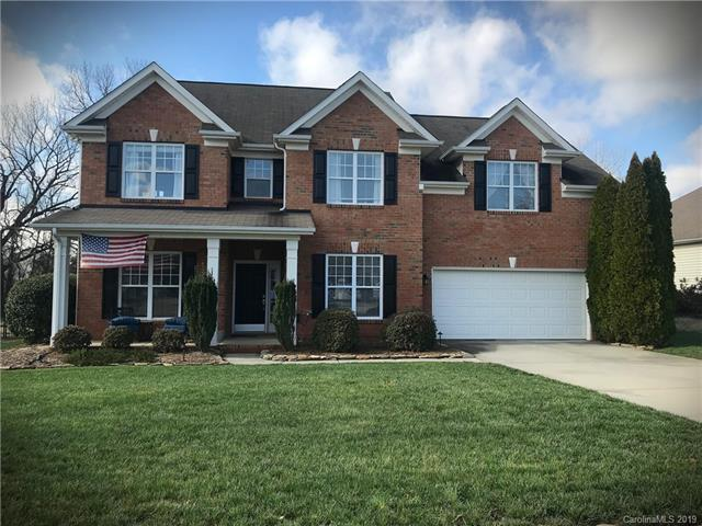 1007 Stevens Pride Court, Indian Trail, NC 28079 (#3471650) :: High Performance Real Estate Advisors