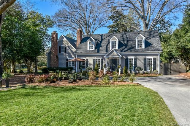 2026 Matheson Avenue A, Charlotte, NC 28205 (#3471659) :: High Performance Real Estate Advisors