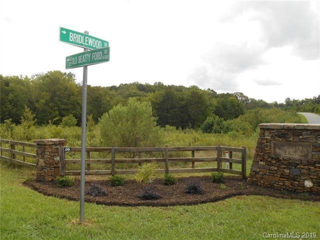 525 Bridlewood Drive #6, Gold Hill, NC 28071 (#3471684) :: Zanthia Hastings Team