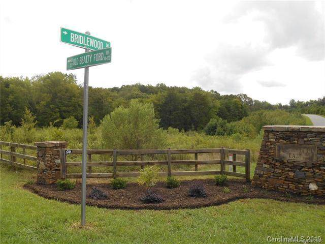 589 Bridlewood Drive #8, Gold Hill, NC 28071 (#3471695) :: High Performance Real Estate Advisors