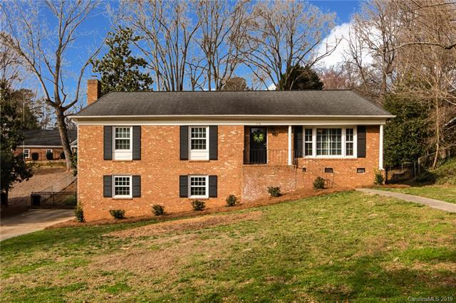 3119 Champaign Street, Charlotte, NC 28210 (#3471769) :: Exit Mountain Realty