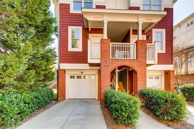 1305 Summit Greenway Court #1C, Charlotte, NC 28208 (#3471775) :: Keller Williams South Park