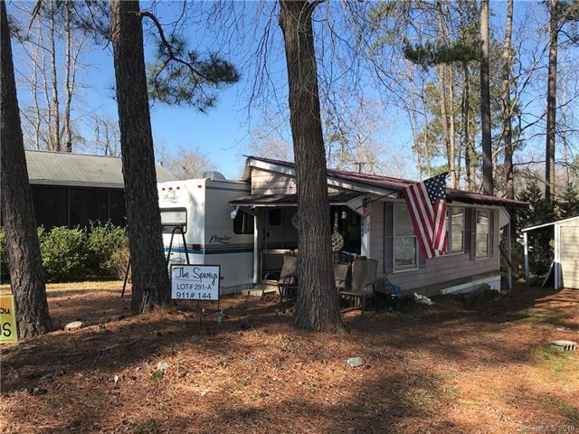 146 Lake Tillery Trail A292, Mount Gilead, NC 27306 (#3471866) :: Odell Realty