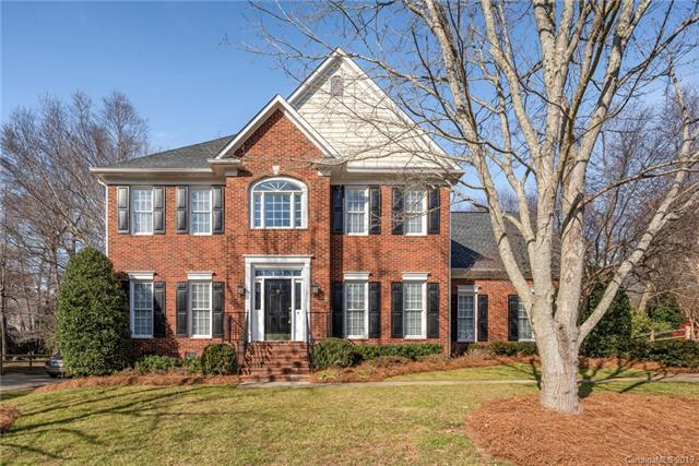 5514 Providence Glen Road, Charlotte, NC 28270 (#3471901) :: The Ramsey Group