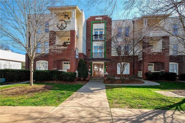 518 Clarice Avenue #106, Charlotte, NC 28204 (#3472070) :: Keller Williams South Park