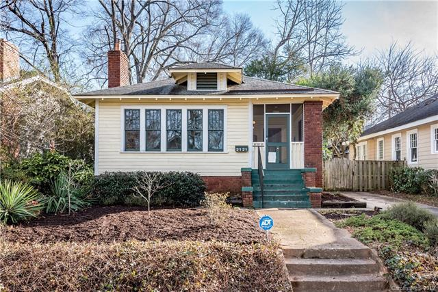 2121 Sarah Marks Avenue, Charlotte, NC 28203 (#3472085) :: IDEAL Realty