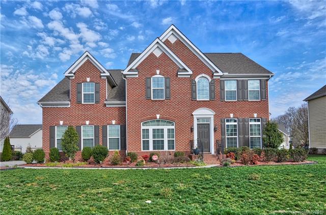 3518 Grace Church Street, Harrisburg, NC 28075 (#3472138) :: Rinehart Realty
