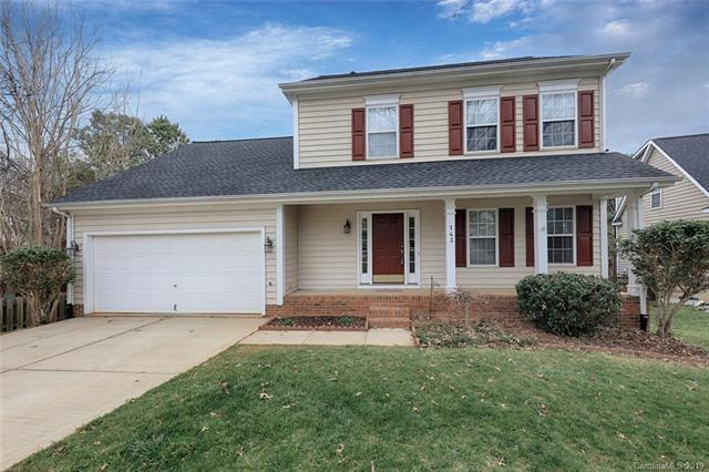 143 Meadow Pond Lane, Mooresville, NC 28117 (#3472197) :: The Ramsey Group