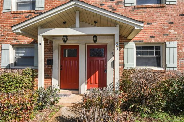 1207 Green Oaks Lane A, Charlotte, NC 28205 (#3472218) :: MECA Realty, LLC