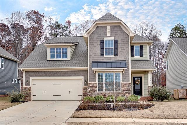 4019 Oakmere Road, Waxhaw, NC 28173 (#3472267) :: Exit Mountain Realty