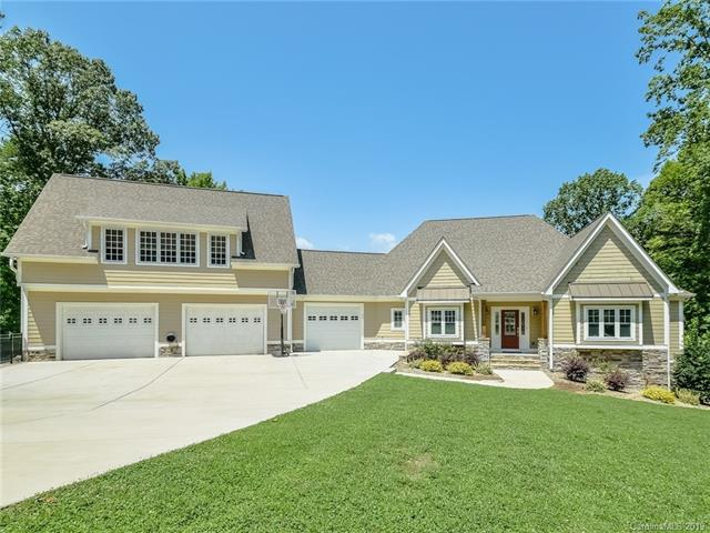136 Bridlewood Drive, Mooresville, NC 28117 (MLS #3472287) :: RE/MAX Impact Realty