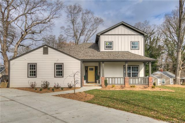 2123 Pinckney Avenue, Charlotte, NC 28205 (#3472409) :: Exit Mountain Realty