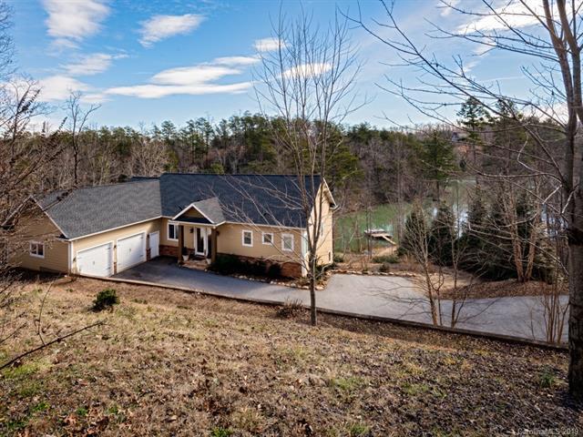 125 North Mountain Lane, Mill Spring, NC 28756 (#3472467) :: Exit Realty Vistas