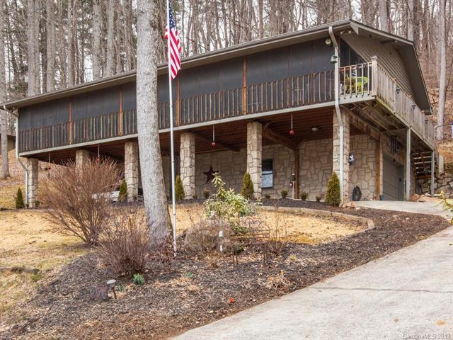 855 Country Club Drive, Canton, NC 28716 (#3472580) :: Exit Mountain Realty