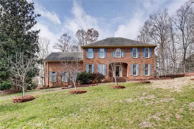 1513 Dennbriar Drive, Concord, NC 28027 (#3472608) :: The Ramsey Group